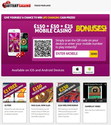 No Deposit Keep Winnings Mobile Casino
