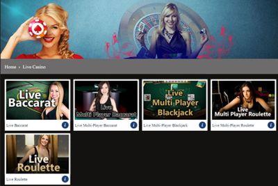 Express Casino Bonus Games
