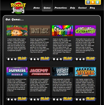 Download Smart Phone Casino App