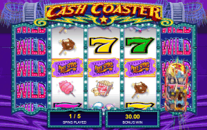SCREEN_CashCoaster_InteractiveSlots_Mobile_FreespinsRetrigger