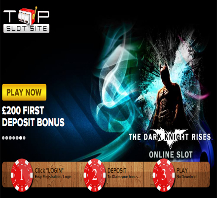 Welcome Bonus Package at Top Slot Site
