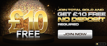 Total Gold No Deposit Slots